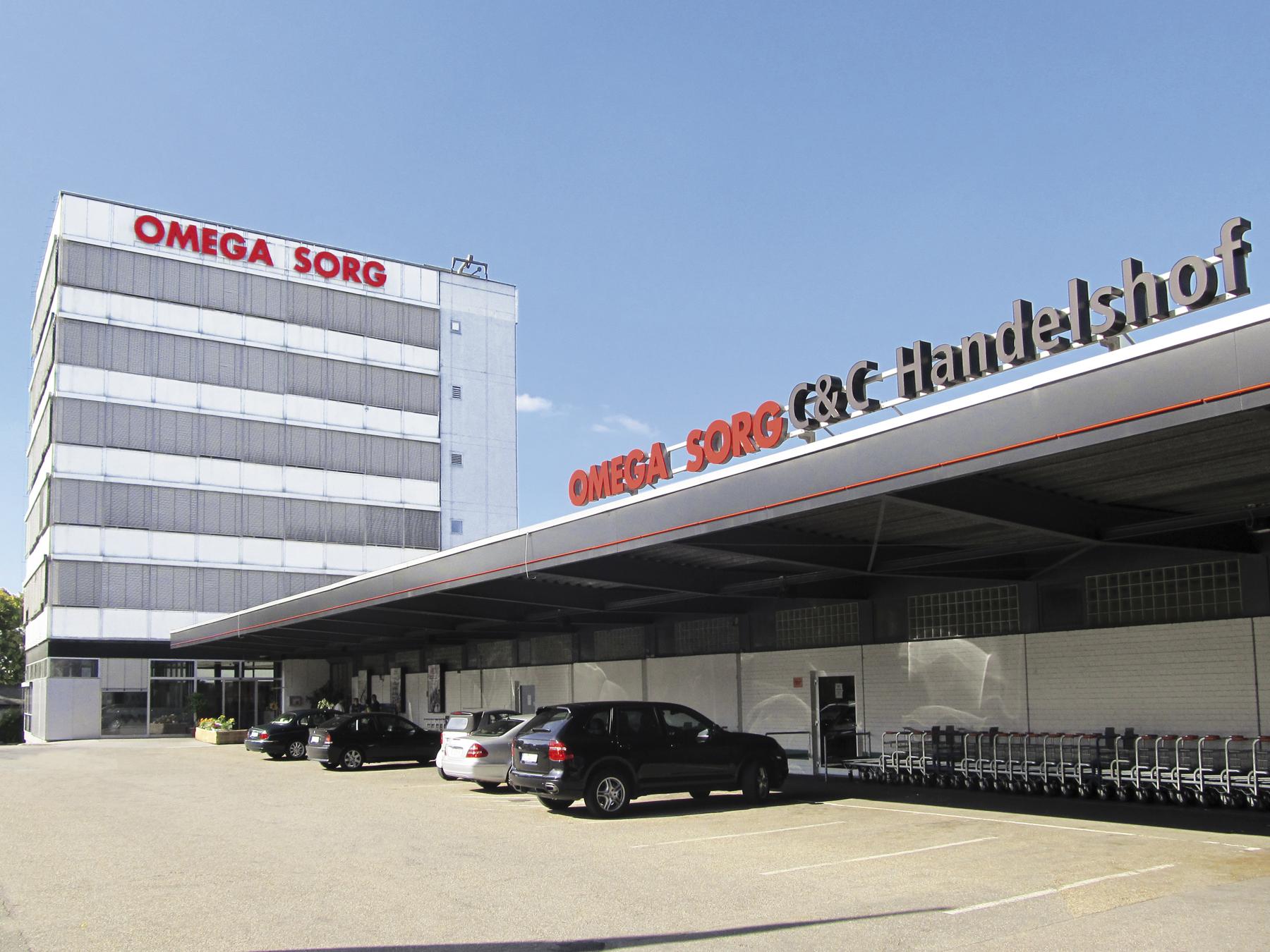 Stuttgart Unternehmen Omega Sorg Gmbh